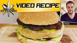 McDonalds Big Mac Homemade