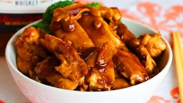 AWESOME Bourbon Chicken