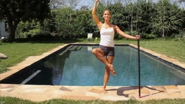 30 Minute Full Body Workout - Total Body Workout With Optional Balance Bar - No Equipment Challenging