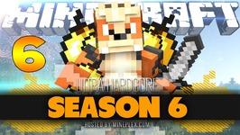 Minecraft Cube UHC - S6E6 - NOOOOO