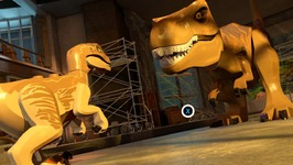 LEGO Jurassic World - Raptors VS T-Rex 6