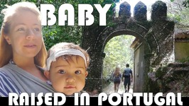 BABY RAISED IN PORTUGAL - FAMILY DAILY VLOG