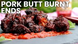 Pork Butt Burnt Ends - Pescoço De Porco - Butaniku No Kubi - Zhū Jǐng Ròu