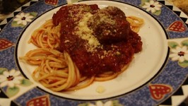 Sauce - Popular Meatballs With Home Made Sauce