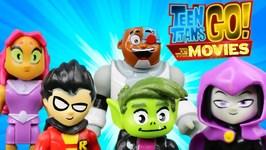 Teen Titans Go To The Movies - A Teen Titans Go Movie Parody