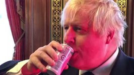 'Yum' - Japanese Foreign Minister Treats Boris Johnson to Some Fukushima Peach Juice