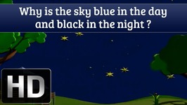 Why Is The Sky Blue In The Day And Black In The Night