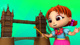 London Bridge - Popular Nursery Rhymes for Kids