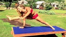 Yoga in Maui Hawaii with Dashama