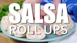 Salsa Roll Ups