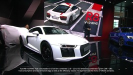 Audi Sport at the IAA 2017 Highlights