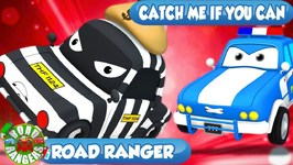 Catch Me If You Can - Road Rangers - Ep 40