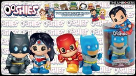 DC Comics Ooshies Series 4 Blind Bags & Vinyl Batman