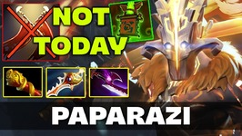 Paparazi Divine Rapier Juggernaut Dota 2