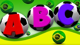 Abc Song - Football - Learning Videos For Children - Abc Songs For Toddlers - Shows