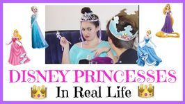 Disney Princesses In Real Life - Ep 20
