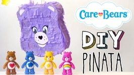 Make Your Own Care Bears Piñata