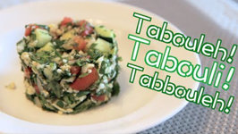 Tabouleh! Tabouli! Tabbouleh! - Rule Of Yum Recipe