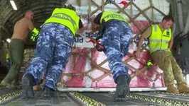 Australia Send Humanitarian Supplies to Tonga During Cyclone Gita