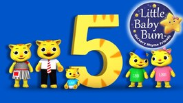 Little Baby Bum - Number Song 5,10,15,20 - Nursery Rhymes for Babies - Songs for Kids