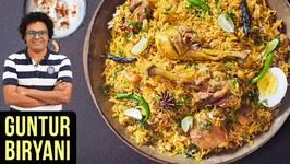 Guntur Chicken Biryani Recipe  How To Make Guntur Biryani  Chicken Biryani Recipe By Varun Inamdar