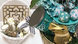 DIY Easter Baskets  Gift Basket Ideas  Personalized Easter Baskets