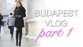 Vlog - Cruising Budapest For Great Looking Skin - Destination Shalini