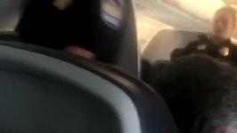 American Airlines Passenger Tries to Open Emergency Exit Door Mid-Flight