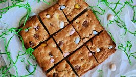 Mini Cadbury Blondies