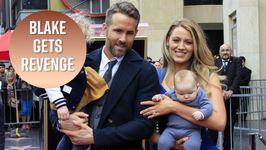 Blake Lively Trolls Ryan Reynolds On His Birthday