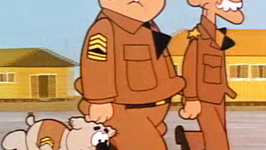S01 E06 - Son of a Gun of a Gun/Geronimo / For Officers Only/Sgt. Snorkle's Longest Day - Beetle Bailey
