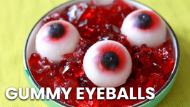 Gummy Eyeballs - Halloween DIY!