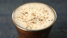 Punjabi Lassi - Quick and Easy Indian Recipe - Curries and Stories with Neelam.