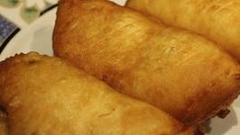 Mexican/My Version Of Making Empanada