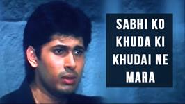 Sabhi Ko Khuda Ki Khudai Ne Mara - Kumar Sanu & Alka Yagnik Hit Songs - Laxmikant Pyarelal Songs