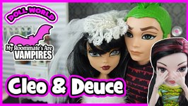 Monster High Doll Show My Roommates are Vampires Ep7