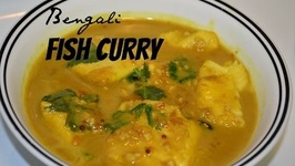 Bengali Fish Curry - Quick Macher Jhaal