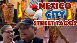 Tacos Al Pastor Ultimate Mexico City Street Food Tour