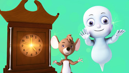 Hickory Dickory Dock -Popular Children's Nursery Rhymes