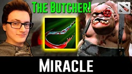 Miracle Pudge The Butcher Dota 2