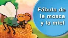Fábula de la mosca y la miel  Cuentos con moraleja para niños
