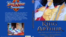 Episode 4 Season 1 King Arthur and the knights of justice - Even Knights Have to Eat