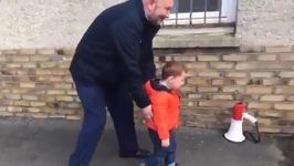 Little Boy Breaks Down at His Military Dad's Homecoming