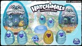 Hatchimals CollEGGtibles Mermal Magic Unboxing