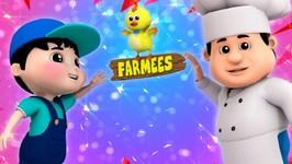 Pat A Cake Pat A Cake Bakers Man - Nursery Rhymes - Children Songs - Baby Rhymes