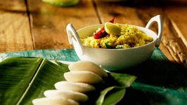 Idli Upma - How To Make Idli Upma - Easy Breakfast