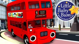Wheels On The Bus - Part 6 - Little Baby Bum - Nursery Rhymes for Babies - Videos for Kids