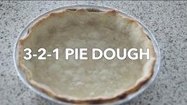 3 2 1 Fool Proof Pie Crust - Rule Of Yum Recipe