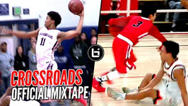 Shareef O'Neal And Ira Lee Don't Play Around Crossroads Mixtape Nasty Dunks And Ankle Breakers