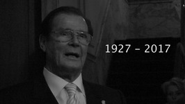 Stars react to Roger Moore passing